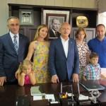 CHP Genel Başkanı Sayın Kemal KILIÇDAROĞLU Belediyemizi Ziyaret Etti