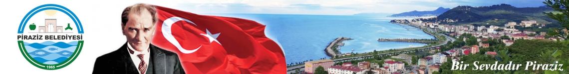 T.C. Piraziz Belediyesi Resmi Web Sitesi