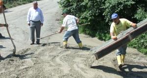 Belediyemizden Yol Çalışması