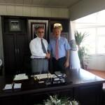 SGK Müdürü Mehmet Fatih Görentaş'tan Ziyaret